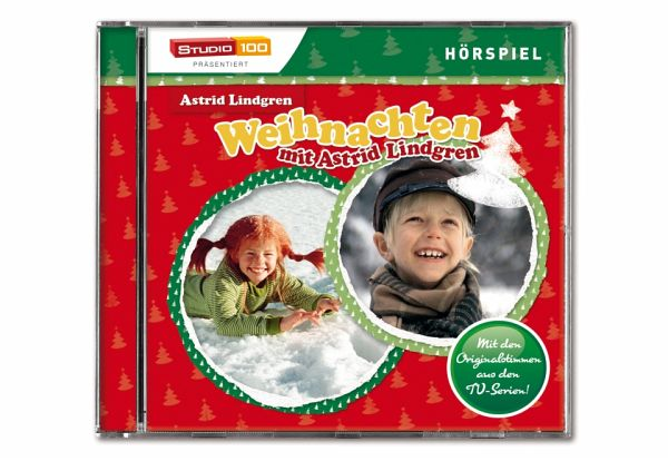 weihnachten mit astrid lindgren 1 audio cd h rb cher. Black Bedroom Furniture Sets. Home Design Ideas