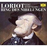 "Loriot erzählt Wagners ""Der Ring des Nibelungen"", 2 Audio-CDs"