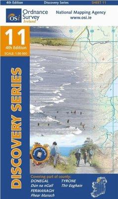 Donegal (South) - Ordnance Survey Ireland