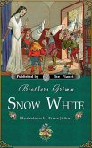 Snow White (Illustrated) (eBook, ePUB)