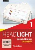 5. Schuljahr, Vokabeltrainer interaktiv, CD-ROM / English G Headlight, Allgemeine Ausgabe 1