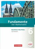 Fundamente der Mathematik 6. Schuljahr. Schülerbuch Gymnasium Nordrhein-Westfalen