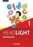 English G Headlight Band 1: 5. Schuljahr - Allgemeine Ausgabe - Wordmaster