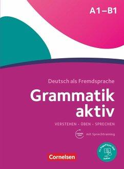 Grammatik aktiv A1-B1 - Jin, Friederike; Voß, Ute