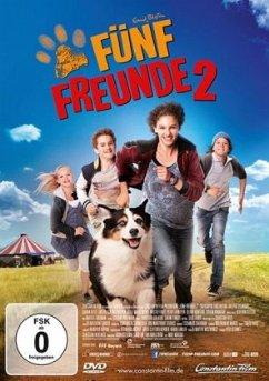 Fünf Freunde 2 (DVD) - Keine Informationen