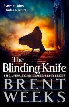 The Blinding Knife - Weeks, Brent