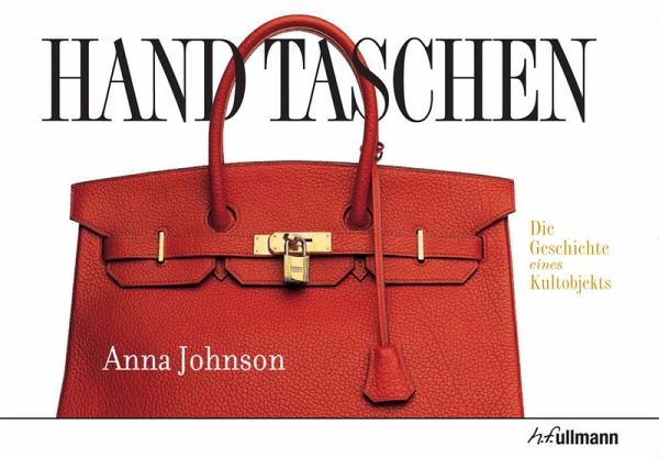 handtaschen von anna johnson buch b. Black Bedroom Furniture Sets. Home Design Ideas