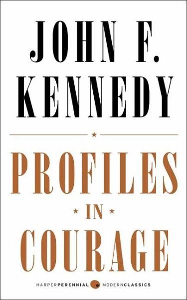 john f kennedy courage essay