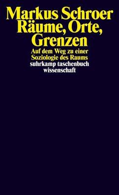Räume, Orte, Grenzen (eBook, ePUB) - Schroer, Markus