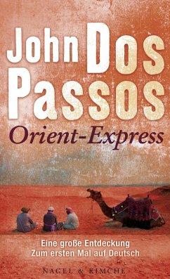 Orient-Express (eBook, ePUB)