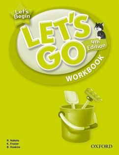 Let´s Go, Let´s Begin Workbook