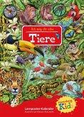 Kids Ich zeig dir alles: Tiere Kinderkalender