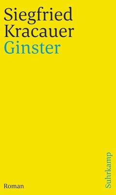 Ginster (eBook, ePUB) - Kracauer, Siegfried