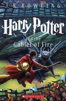 harry potter and the goblet of fire von j k rowling englisches buch b. Black Bedroom Furniture Sets. Home Design Ideas