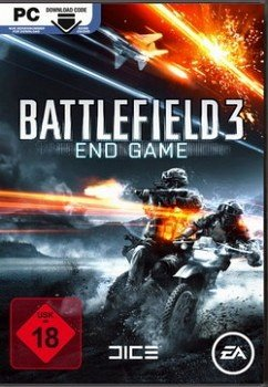 Battlefield 3: End Game EP (Download Code) (PC)
