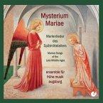 Mysterium Mariae-Marienlieder Des Spätmittelalters