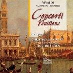 Sechs Venezianische Konzerte