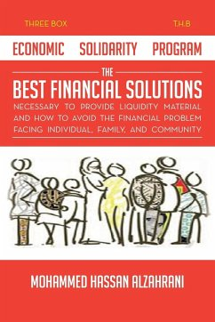 Economic Solidarity Program The Best Financial Solutions Necessary to Provide Liquidity Material and How to Avoid the Financial Problem Facing Individual, Family, and Community