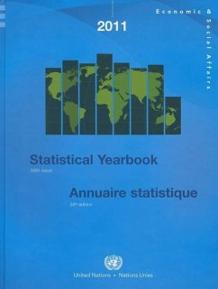 Statistical Yearbook/Annuaire Statistique