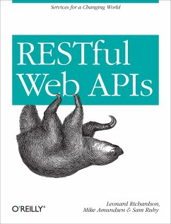 RESTful Web APIs - Richardson, Leonard; Amundsen, Mike