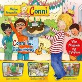 Meine Freundin Conni - Conni hat Geburtstag, 1 Audio-CD