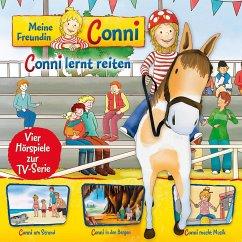 Meine Freundin Conni - Conni lernt reiten, 1 Au...