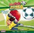 König der Keeper! / Teufelskicker Hörspiel Bd.42 (1 Audio-CD)