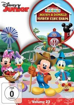 Micky Maus Wunderhaus, Volume 23 - Micky und Do...