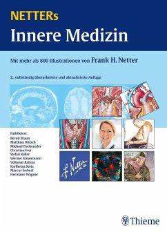 Netters Innere Medizin - Netter, Frank H.