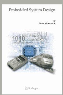 Embedded System Design (eBook, PDF) - Marwedel, Peter