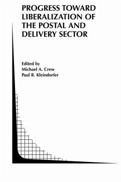 Progress toward Liberalization of the Postal and Delivery Sector (eBook, PDF)