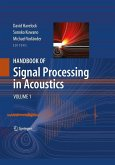 Handbook of Signal Processing in Acoustics (eBook, PDF)