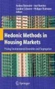 Hedonic Methods in Housing Markets (eBook, PDF)