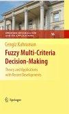 Fuzzy Multi-Criteria Decision Making (eBook, PDF)