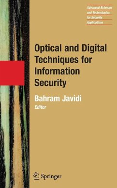 Optical and Digital Techniques for Information Security (eBook, PDF)