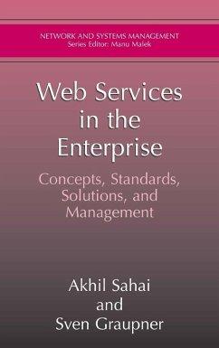 Web Services in the Enterprise (eBook, PDF) - Sahai, Akhil; Graupner, Sven