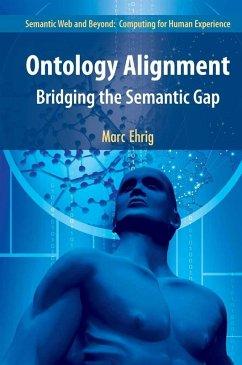 Ontology Alignment (eBook, PDF) - Ehrig, Marc