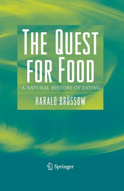 The Quest for Food (eBook, PDF) - Brüssow, Harald