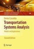 Transportation Systems Analysis (eBook, PDF)