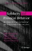 Solidarity and Prosocial Behavior (eBook, PDF)