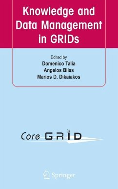 Knowledge and Data Management in GRIDs (eBook, PDF)