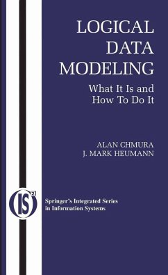 Logical Data Modeling (eBook, PDF) - Chmura, Alan; Heumann, J. Mark
