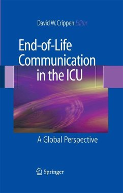 End-of-Life Communication in the ICU (eBook, PDF)