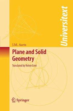 Plane and Solid Geometry (eBook, PDF) - Aarts, J. M.