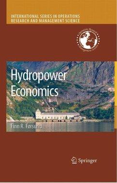 Hydropower Economics (eBook, PDF) - Førsund, Finn R.