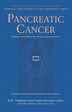 Pancreatic Cancer (eBook, PDF)