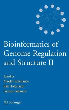 Bioinformatics of Genome Regulation and Structure II (eBook, PDF)