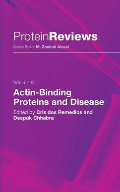 Actin-Binding Proteins and Disease (eBook, PDF)