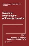 Molecular Mechanisms of Parasite Invasion (eBook, PDF)