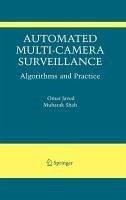Automated Multi-Camera Surveillance (eBook, PDF) - Javed, Omar; Shah, Mubarak